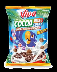 Cereale cu cacao si vitamine Viva 250g