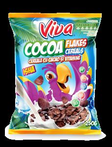 Cereale cu cacao Viva 250g