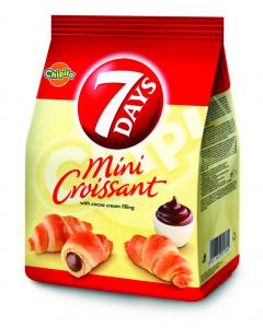 MiniCroissant cu crema de cacao 7Days 60g