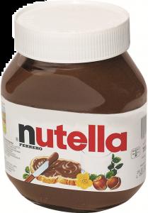 Crema de alune cu cacao Nutella 750g