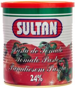 Pasta de tomate Sultan 800g
