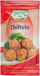 Condiment pentru chiftele Fuchs 25g