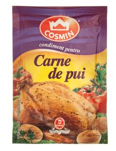 Condiment pentru carne de pui Cosmin 20g