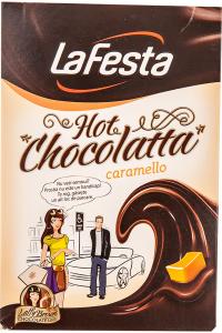 Hot Chocolatta caramello 10 bucati LaFesta