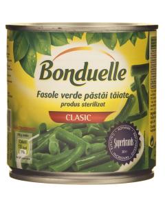 Fasole verde pastai taiate Bonduelle 400g