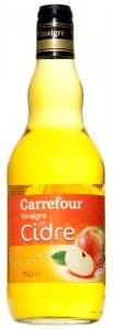 Otet de cidru de mere Carrefour 750ml