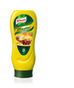 Mustar clasic Knorr 500g