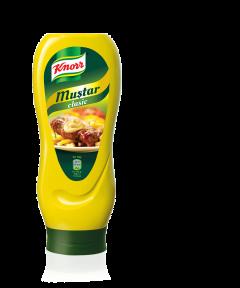 Mustar clasic Knorr 500g