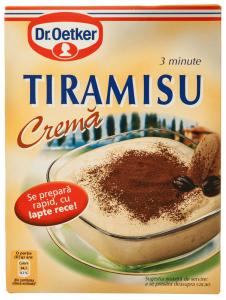 Crema Tiramisu Dr.Oetker 60g