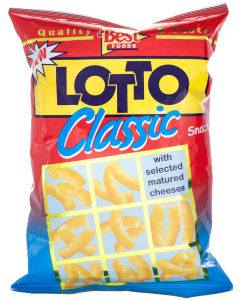 Snacks Lotto classic 35g