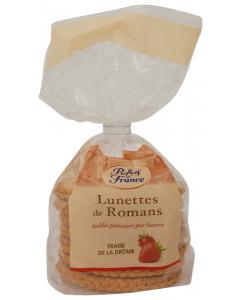 Biscuiti cu capsuni Reflets de France 350g