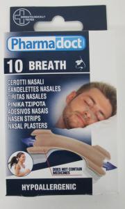 Plasturi pentru nas Pharmadoct