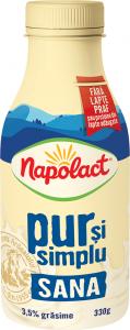 Sana 3.5% grasime Napolact 330g