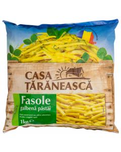 Fasole galbena pastai Casa Taraneasca 1kg