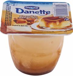 Desert crema de zahar ars Danone Danette 125g