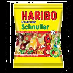 Jeleuri gumate cu gust de fructe Haribo Schnuller 100g