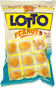 Pufuleti cu arahide Lotto 90g