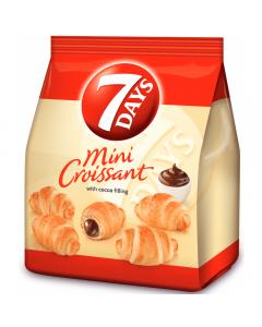 MiniCroissant cu crema de cacao 7Days 185g