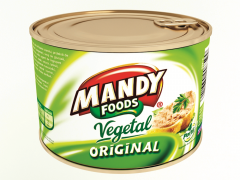 Pate vegetal original Mandy 200g