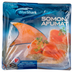 File somon afumat Blue Shark 100g