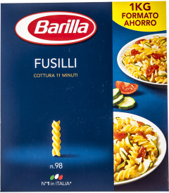 Fusilli nr.98 Barilla 1Kg