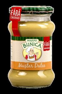 Mustar dulce Bunatati de la Bunica 270g