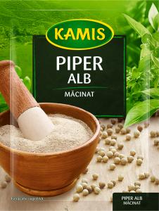 Piper alb macinat Kamis 20g