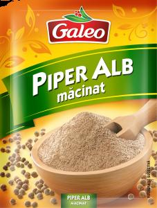 Piper alb macinat Galeo 15g