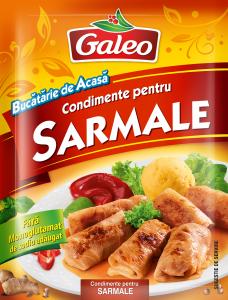 Condimente pentru Sarmale Galeo 20g