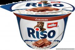 Desert de orez cu lapte si ciocolata Muller 200g