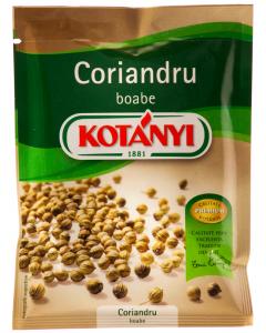 Coriandru boabe Kotanyi 26g
