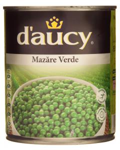 Mazare verde D'Aucy 800g