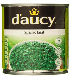 Spanac taiat D'Aucy 395g