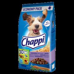 Hrana uscata pentru caini cu vita si legume Chappi 10kg