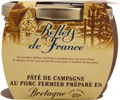 Pate de porc Reflets de France 180g