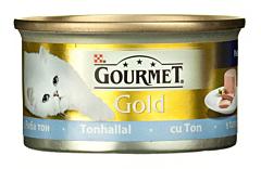 Conserva cu ton Gourmet Gold 85g