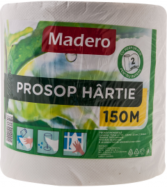 Prosop de hartie Madero 2 straturi 150m