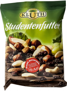 Alune tropicale si stafide Kluth 200g