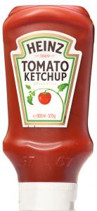Ketchup 57 varietati Heinz 570g