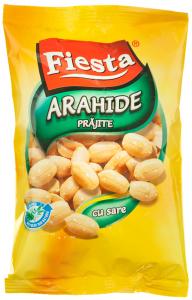 Arahide prajite cu sare Fiesta 150g