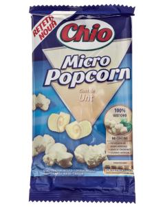 Popcorn microunde cu unt Chio 80g
