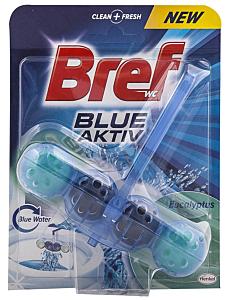 Odorizant WC Bref Blue Aktiv Eucalyptus 50g