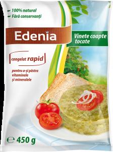 Vinete coapte tocate Edenia 450g