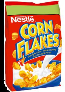 Fulgi crocanti de porumb Nestle Corn Flakes 500g
