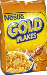 Fulgi crocanti de porumb Nestle Gold Flakes 250g