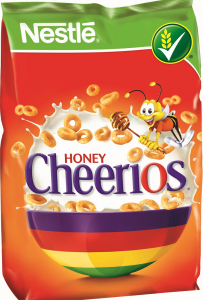 Cereale mic dejun Nestle Cheerios honey 250g