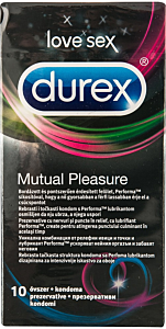 Prezervative Durex Mutual Pleasure 10 bucati