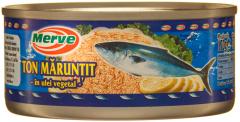 Ton maruntit in ulei vegetal Merve 170g