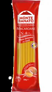 Macaroane cu ou Monte Banato 300g