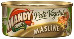 Pate vegetal cu masline Mandy 120g